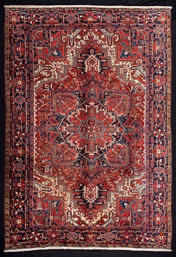 older and antique rugs - pride of persia