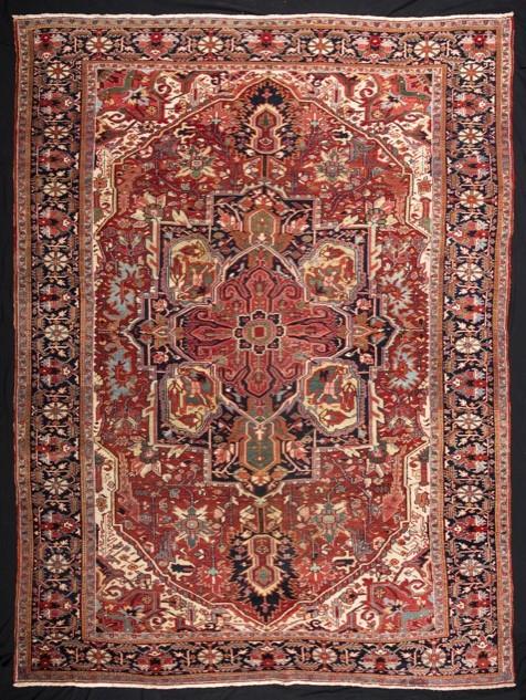 30690 Heriz Persian Rug